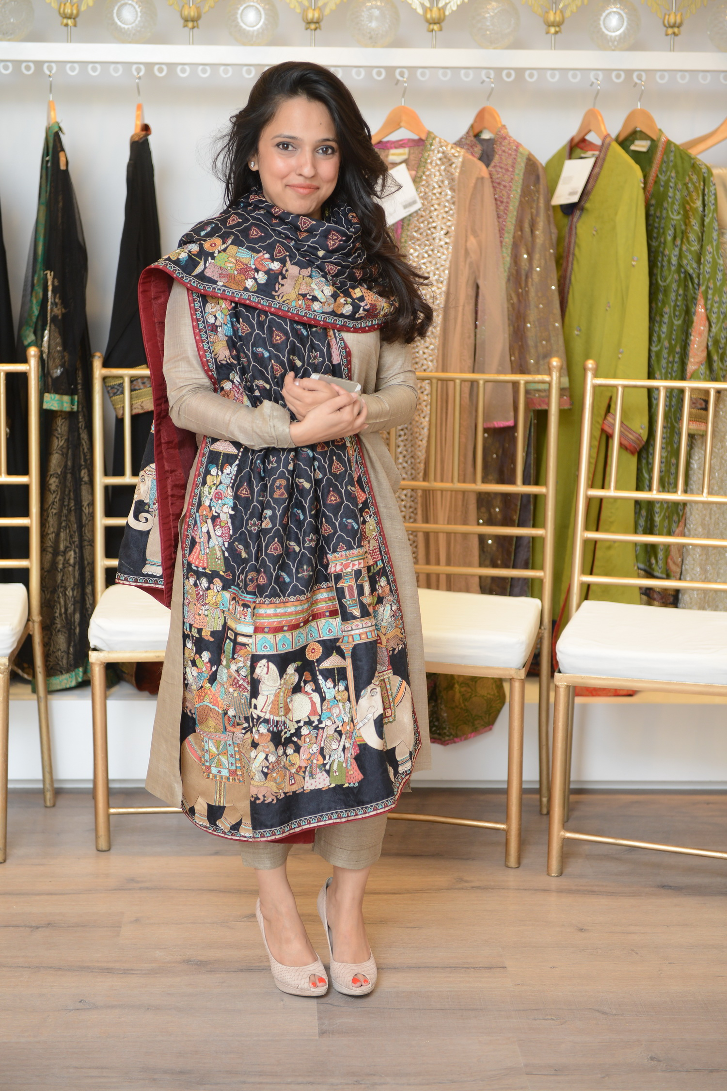 dress - Eid collection dresses designed by nida azwer video
