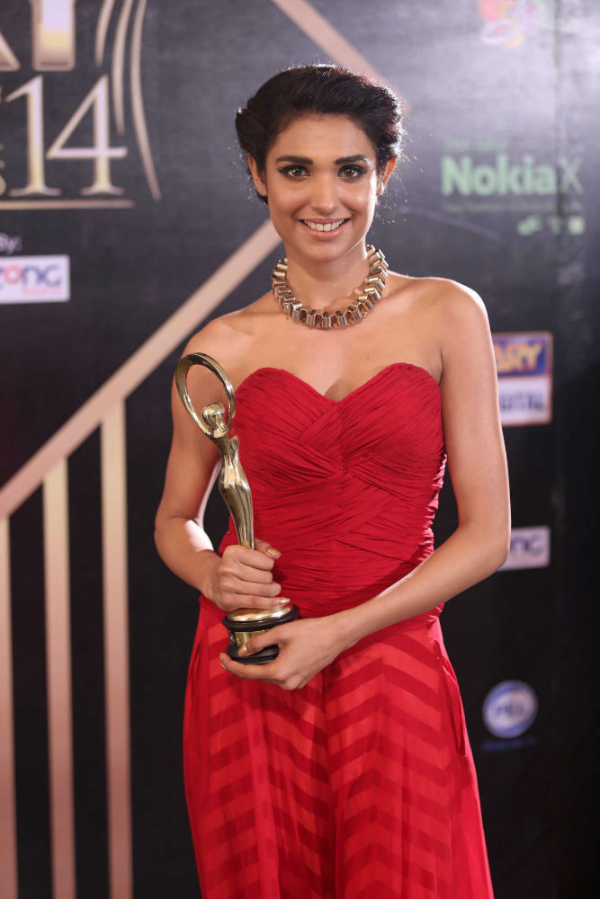 amna illyas ary film awards 2014