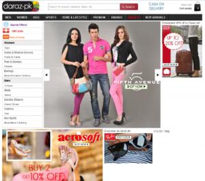 online shopping daraz.pk