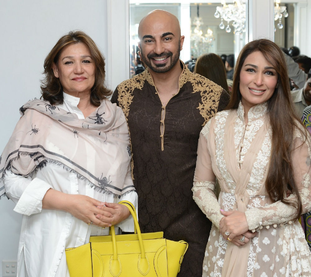 Hsy Flagship Ready To Wear Store Opens Its Doors At Gulberg Galleria In Lahore Vmag