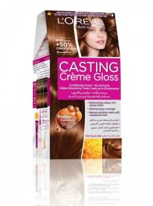 L'Oréal Paris launches Casting Creme Gloss Caramel Mania ...