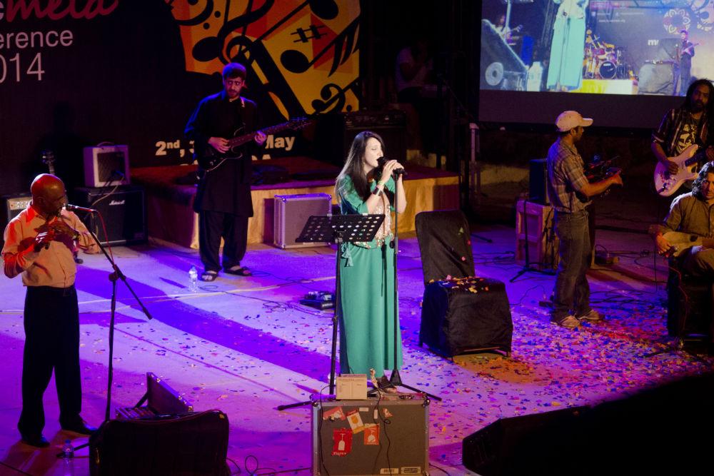 music mela conference 2014