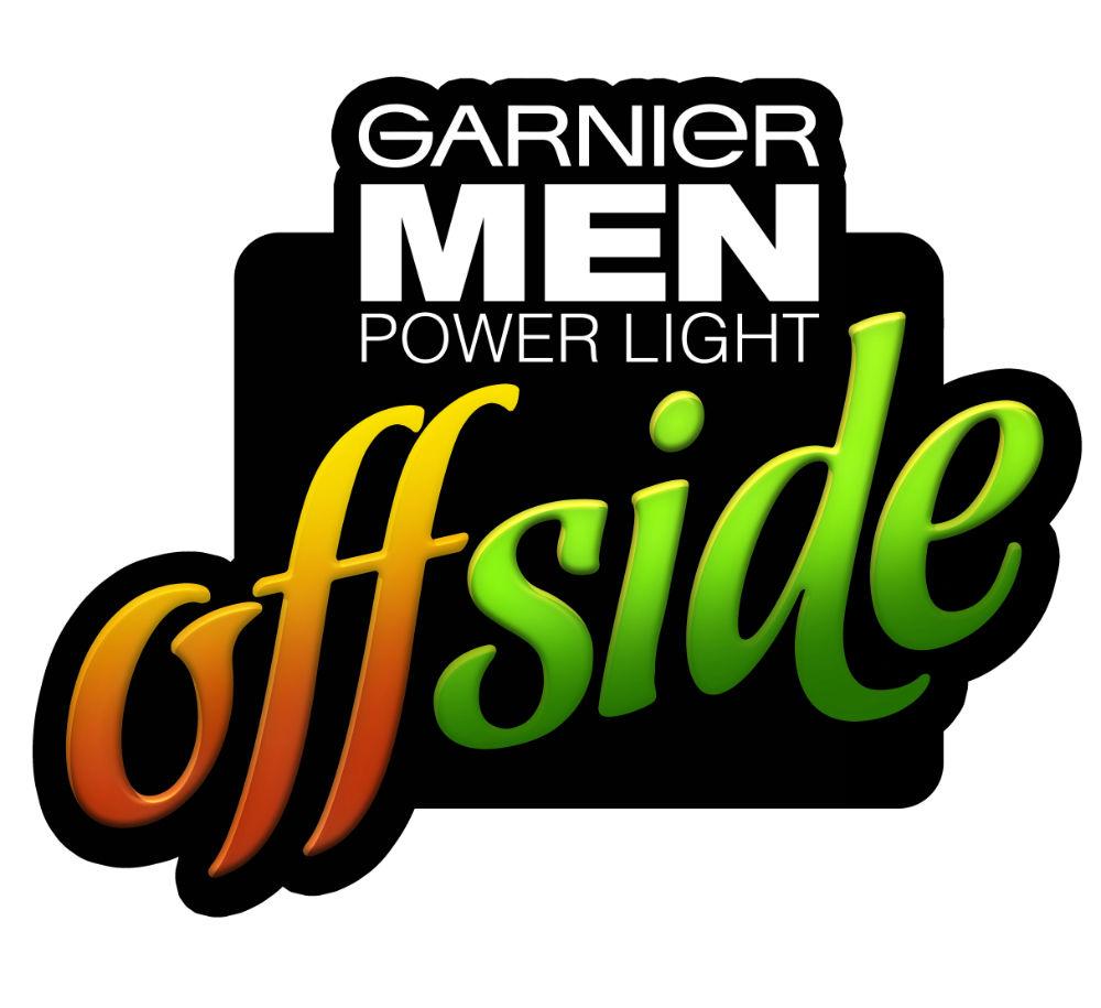 garnier men offside