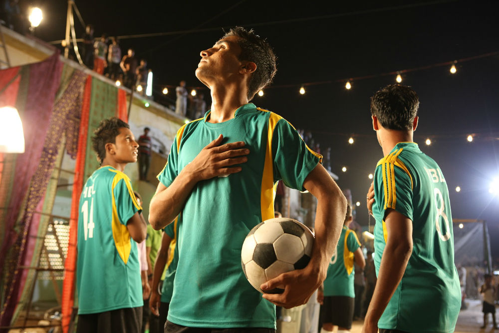 hbl street children football world cup team