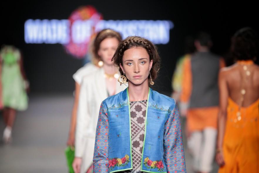 Kayseria Mercedes-Benz FashionWeek 2014