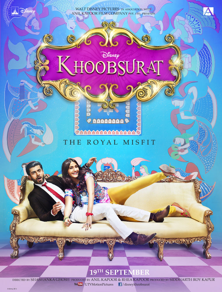 khoobsurat disney movie
