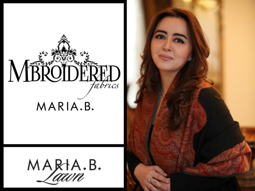 maria b eid lawn 2014
