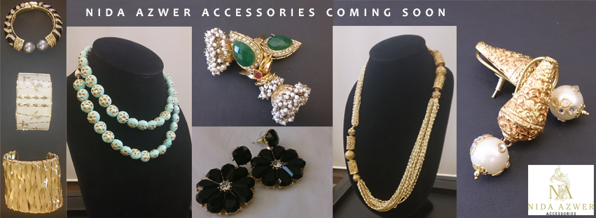 Nida Azwer Accessories