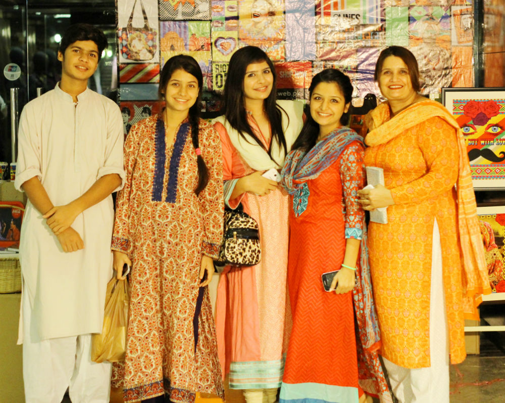 9Lines Eid Exhibition 2014