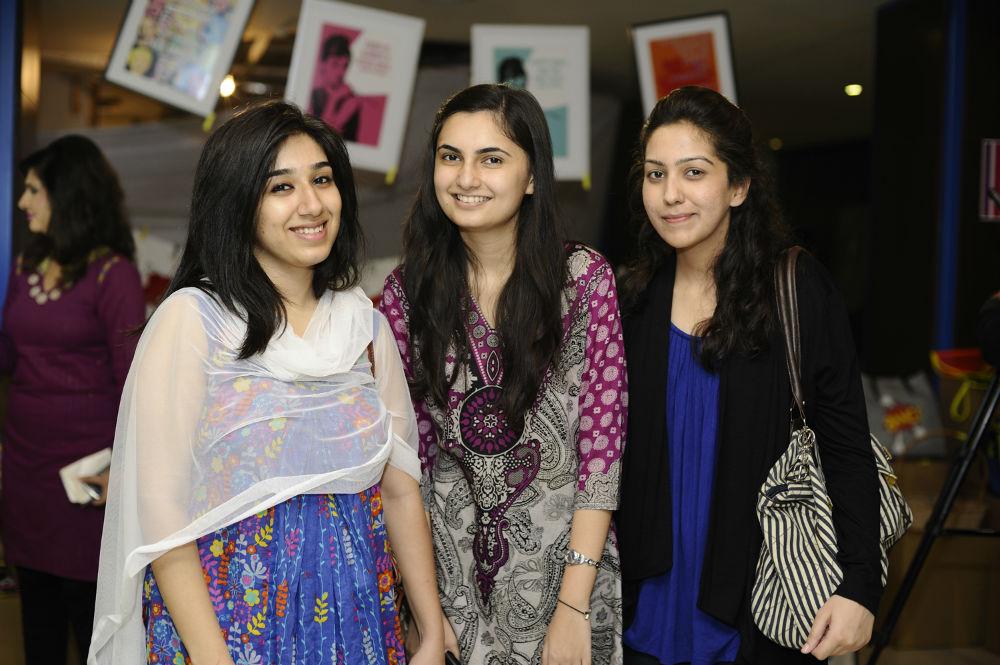 9Lines Eid Exhibition 2014