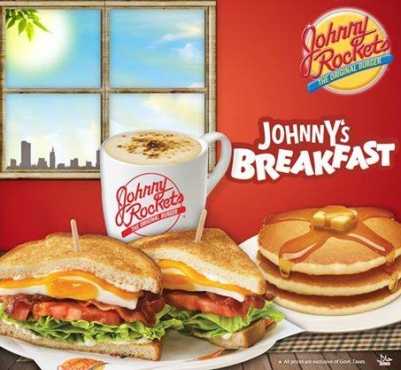 johnny rockets pakistan