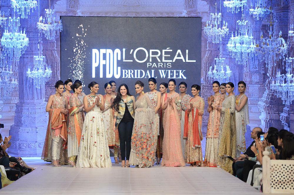 PFDC L'Oréal Paris Bridal Week 2014 Day 1
