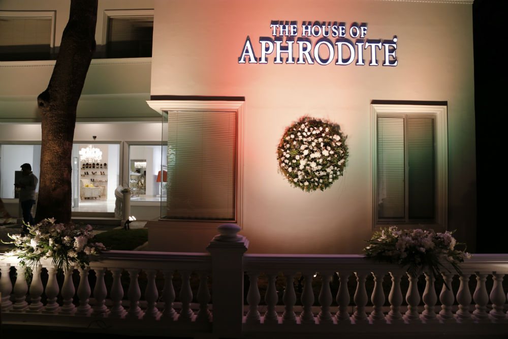 the house of aphrodite lahore launch