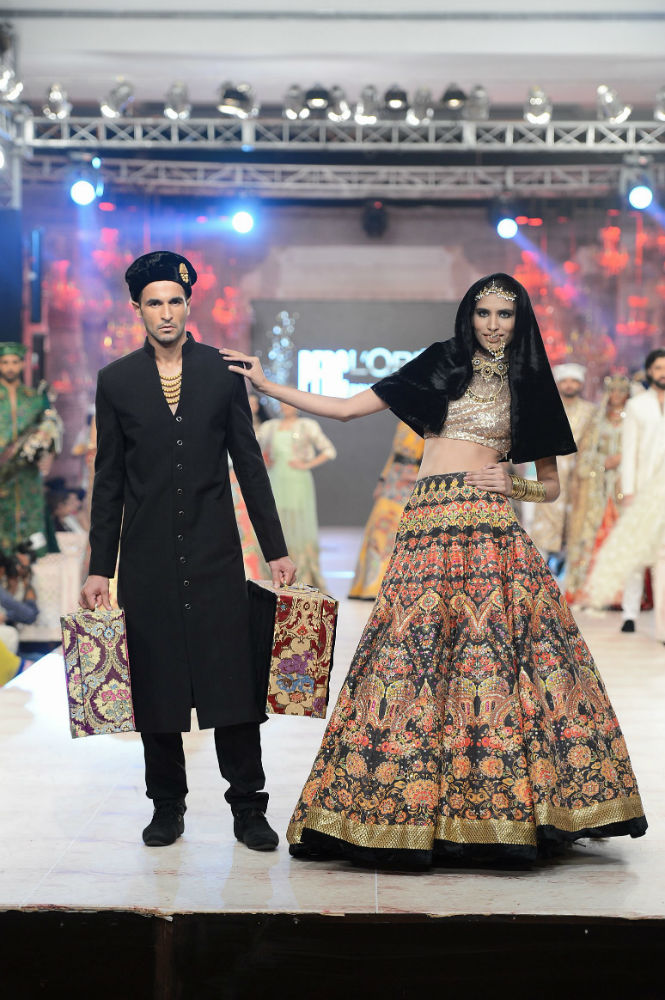 PFDC L'Oréal Paris Bridal Week 2014 Day 2