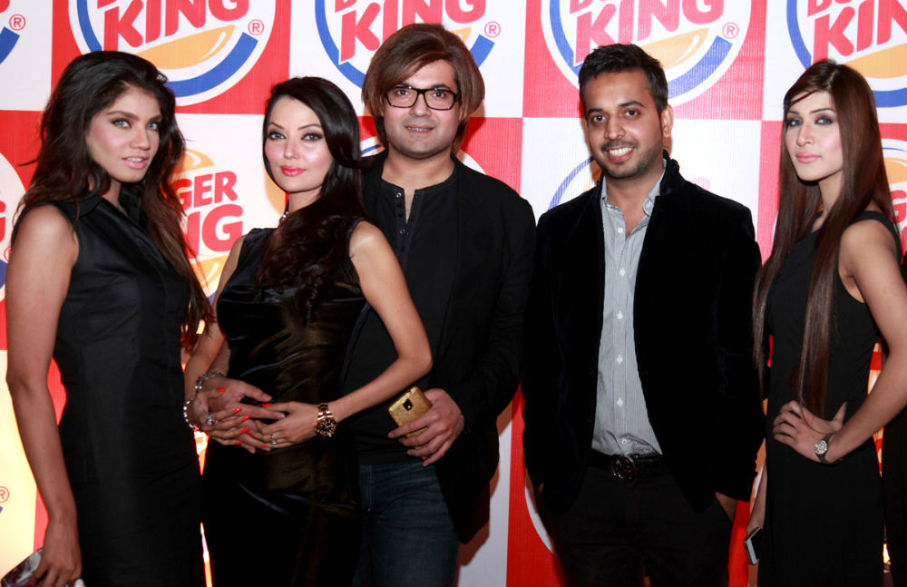burger king Faisalabad launch