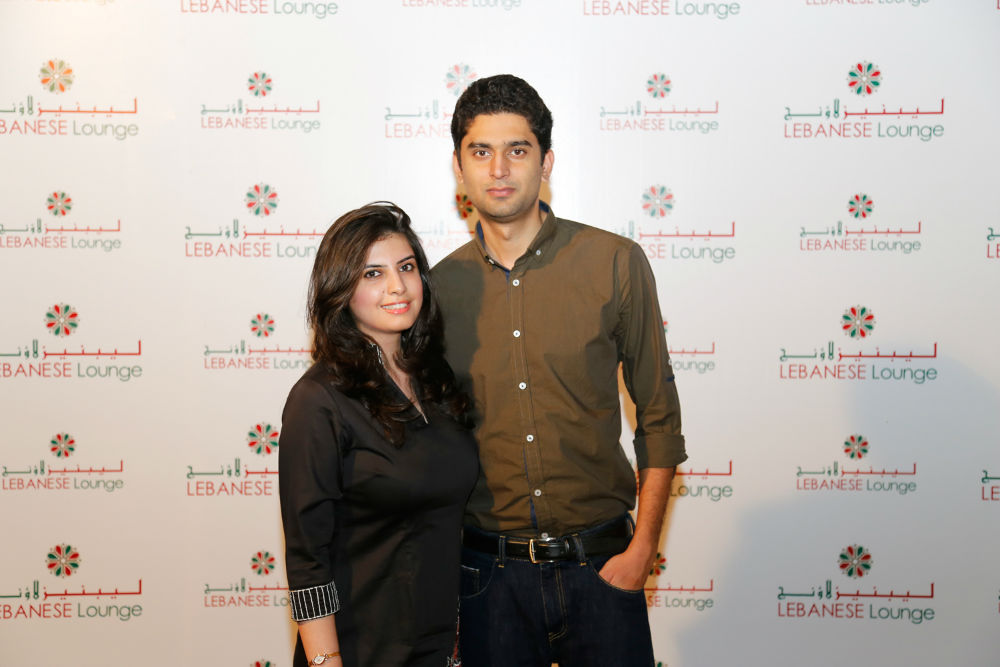 Lebanese Lounge Lahore Launch