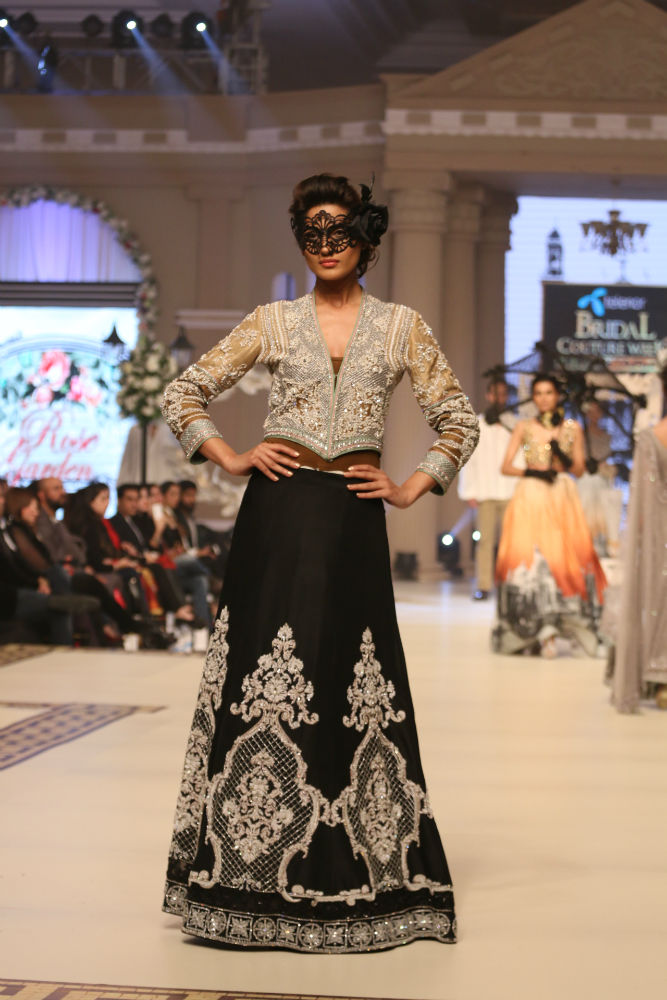 maria b bridal couture week 2014