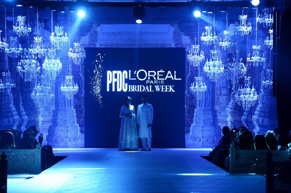 PFDC L'Oréal Paris Bridal Week 2014 Day 3