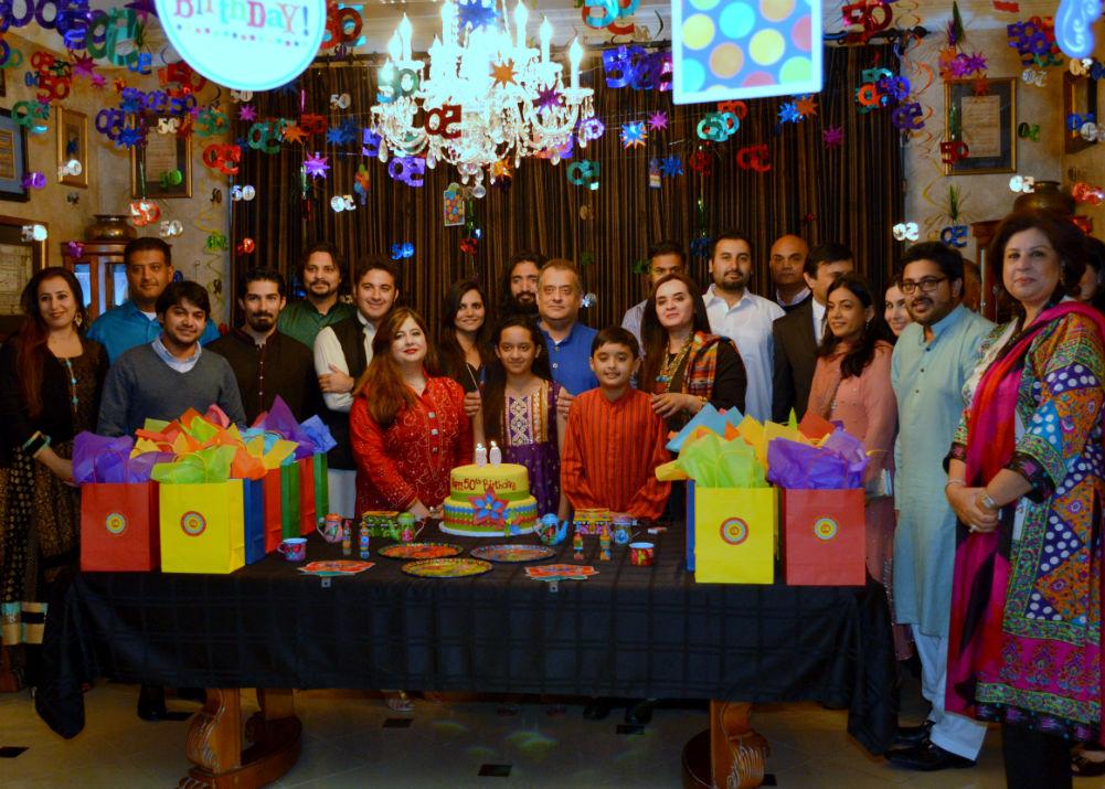 Ally Adnan Celebrates 50th Birthday