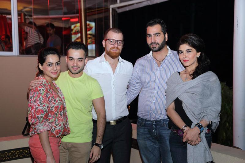 Lebanese Lounge Lahore Launch