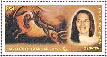 Laila Shahzada Retrospective