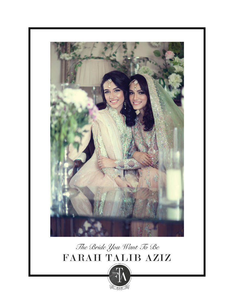 fa49dc1208 Farah Talib Aziz launches SS15 Collection Campaign Featuring Meera ...