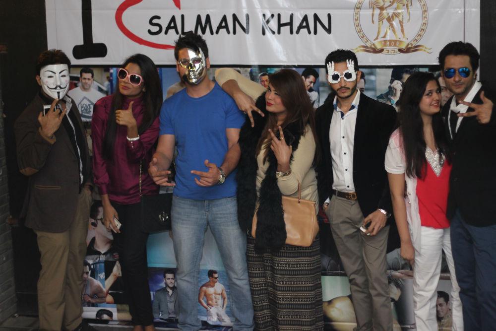 salman khan 49th birthday karachi pakistan