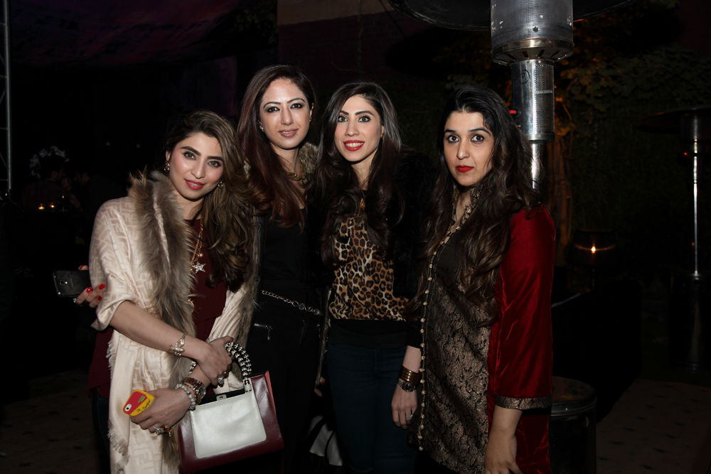 designer saira rizwan after hours