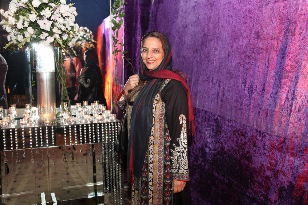 designer saira rizwan after hours