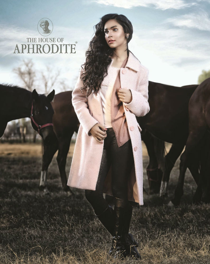 house of aphrodite winter collection