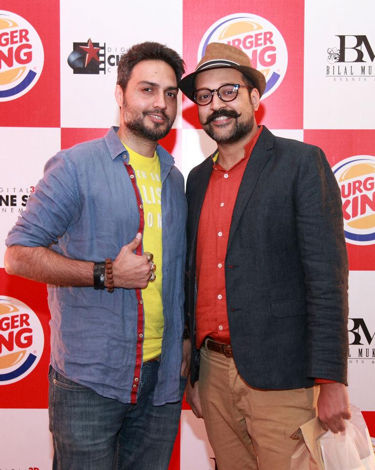 burger king cinestar