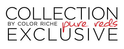 Color Riche Exclusive Pure Reds Collection