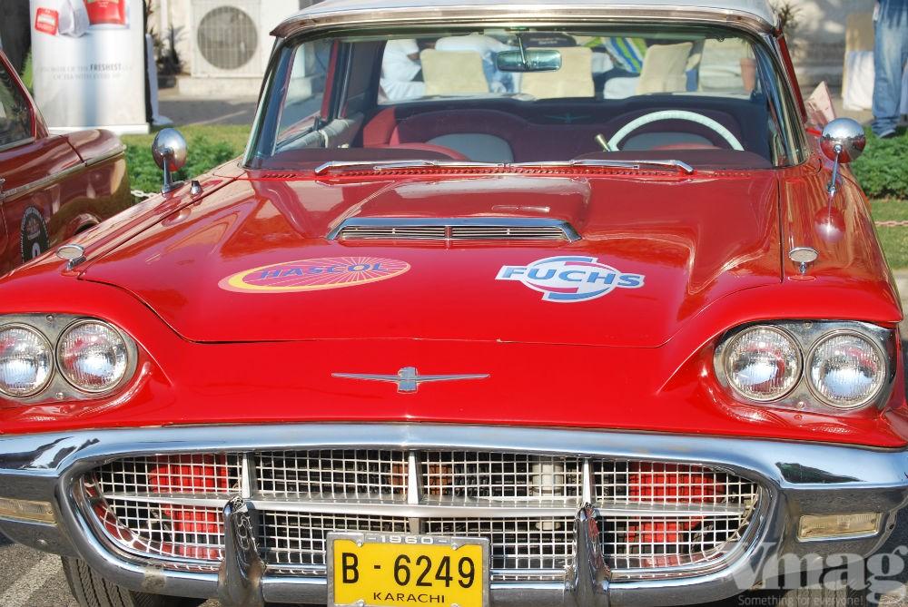 vintage car show lahore