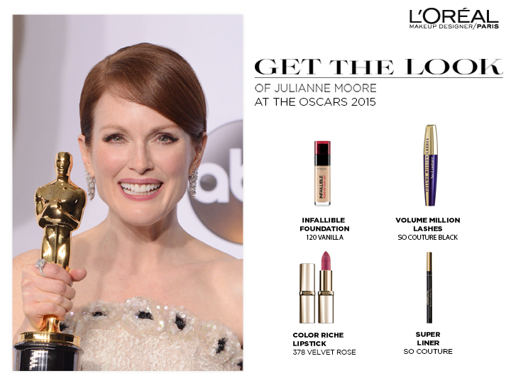 julianne moore oscar awards