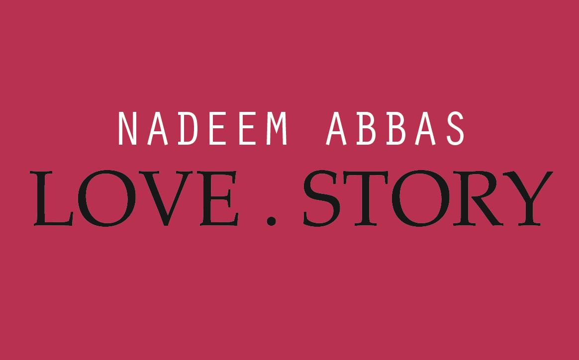 nadeem abbas love story
