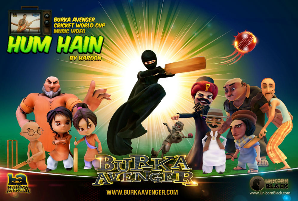 burka avenger hum hain