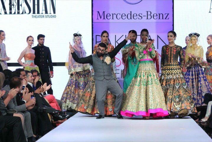 pakistan fashion week doha 2015