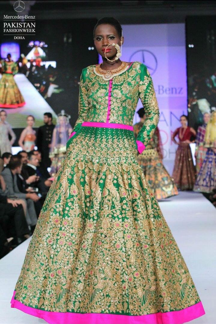 pakistan fashion week doha 2015