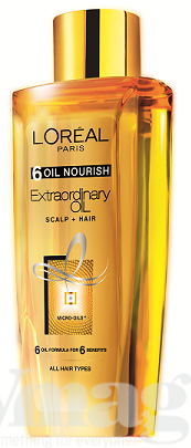 loreal paris 6 oil
