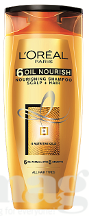 loreal paris 6 oil