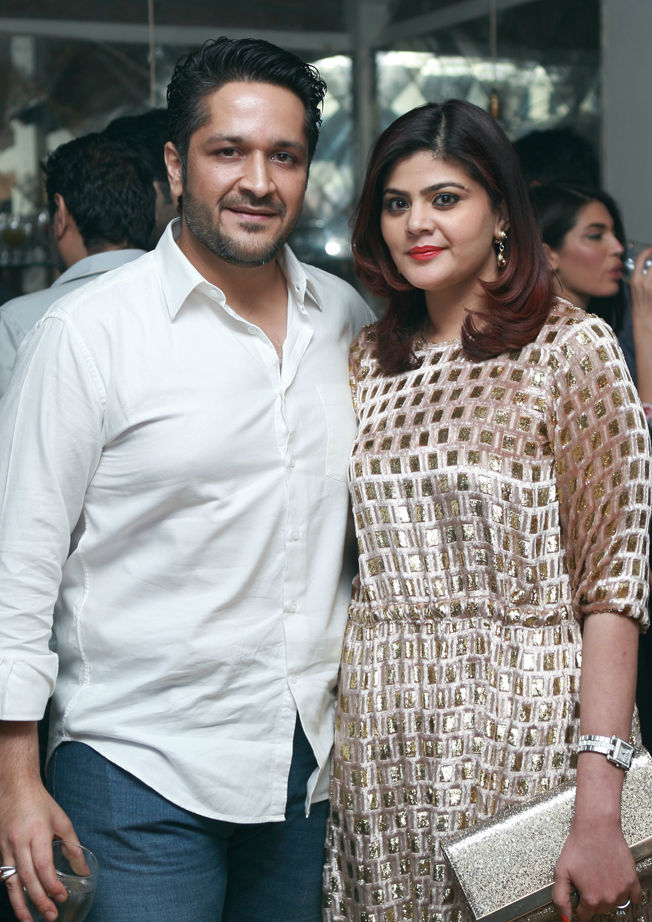 ittehad dWaqas Aftab and Shehrishinner