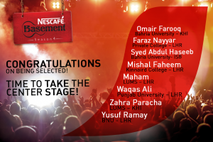 Nescafe basement season 4 talent