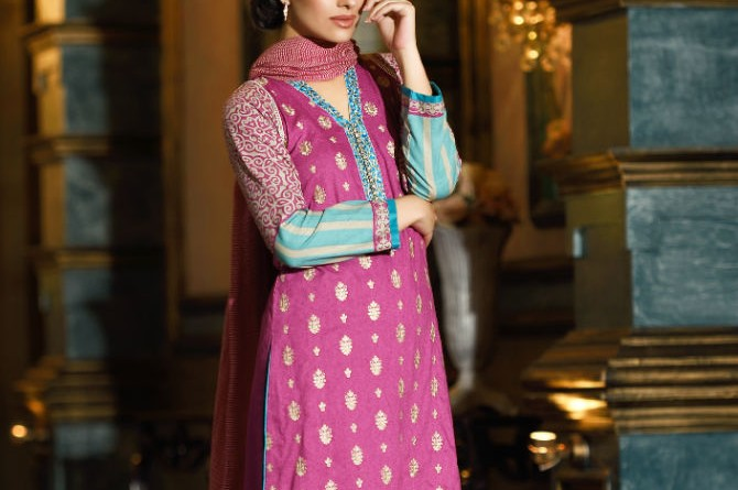 LALA Brocade Winter Collection 2015