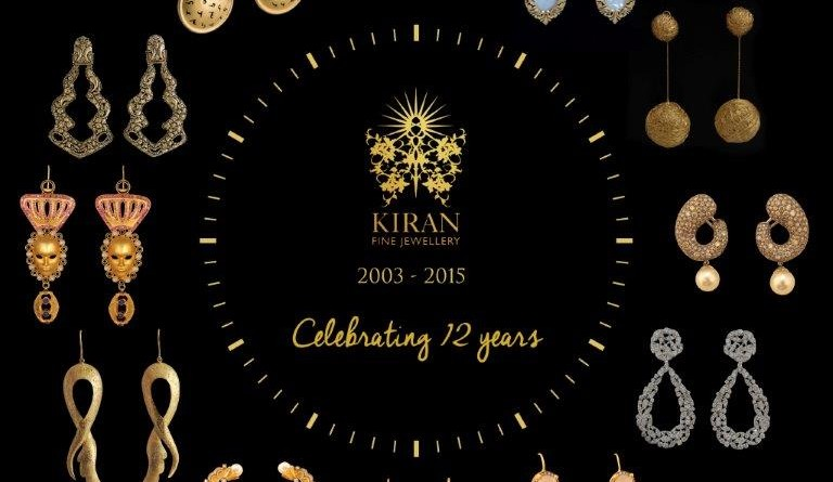 kiran fine jewellery anniversary