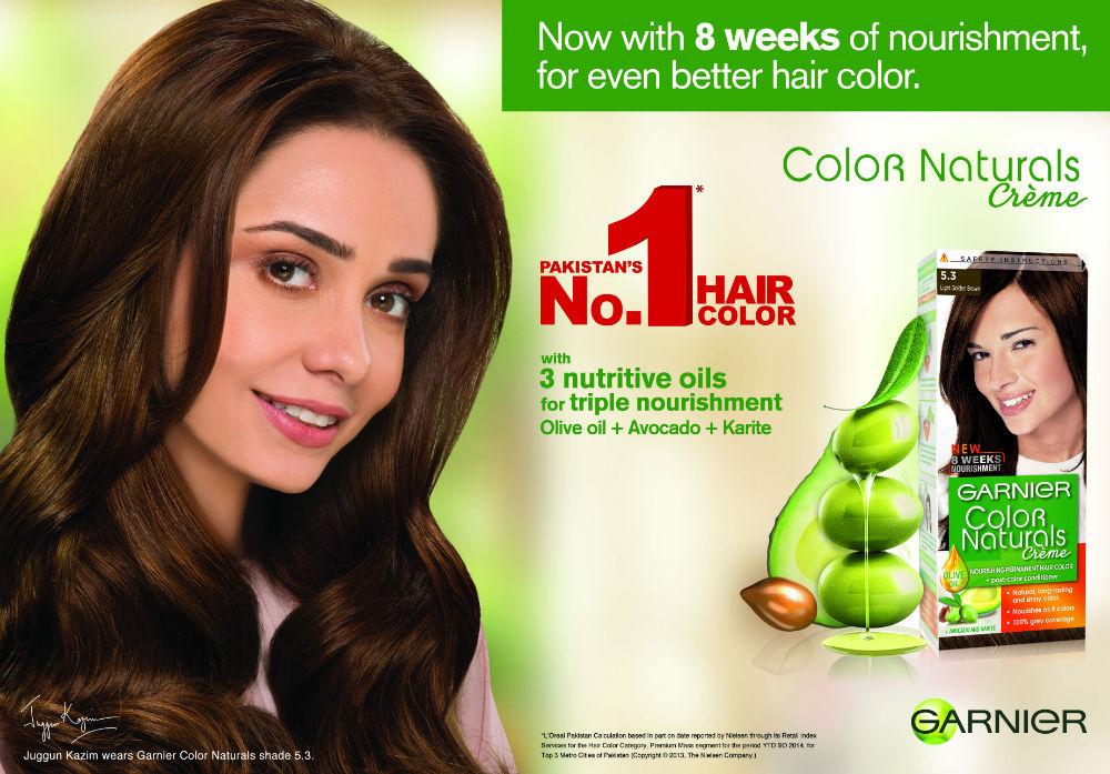 Garnier Color Naturals Mohalla Melas Enhance Awareness Of Hair