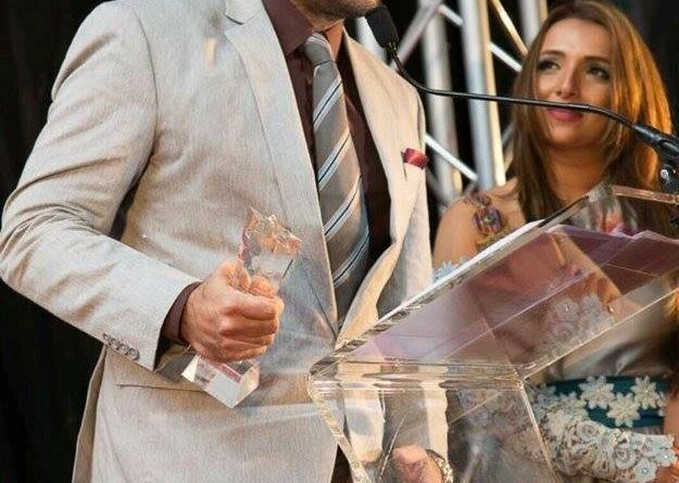 humayun saeed best actor award london