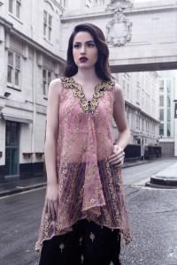 Saira Rizwan - FW 2015 Formals & Evening Wear Photoshoot