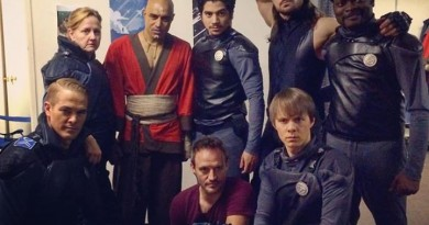 faran tahir space command forgiveness