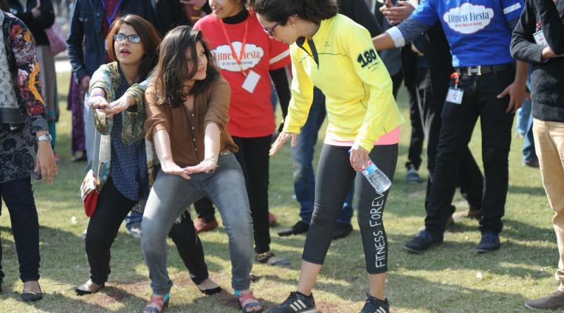 Shaukat Khanum Fitness Fiesta 2016