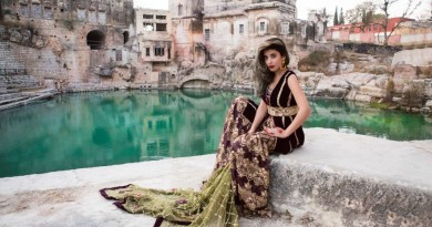 Saira Rizwan Royal Velour Couture 2016 photo shoot